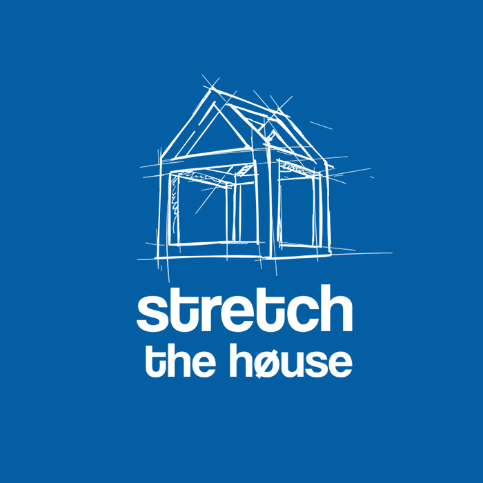 stretch the house